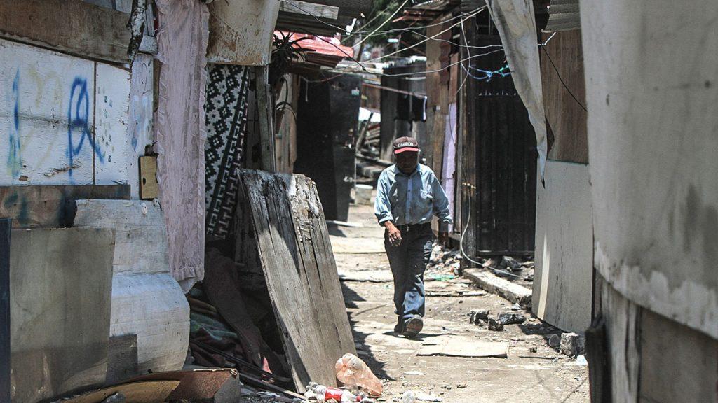 Pobreza en tiempos de pandemia