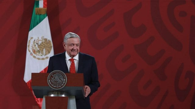 Andres Manuel Lopez Obrador AMLO