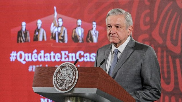 Andrés Manuel López Obrador AMLO-combustible-venezuela-Estados Unidos