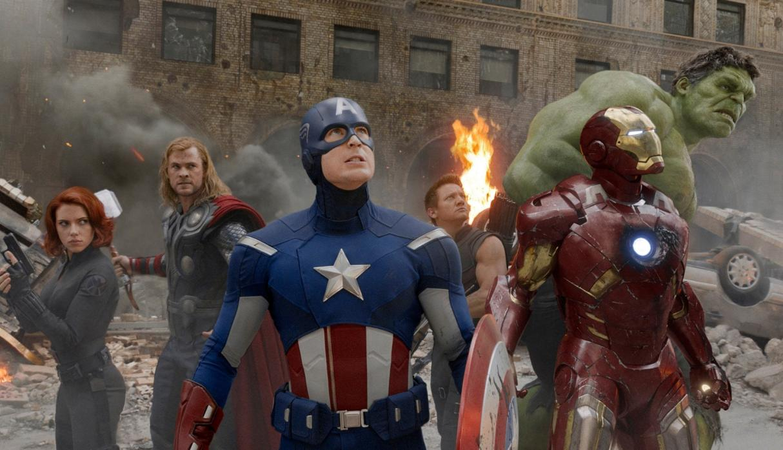 Avengers junio