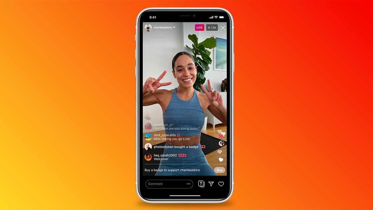 Instagram prueba su primera herramienta de monetización para influencers