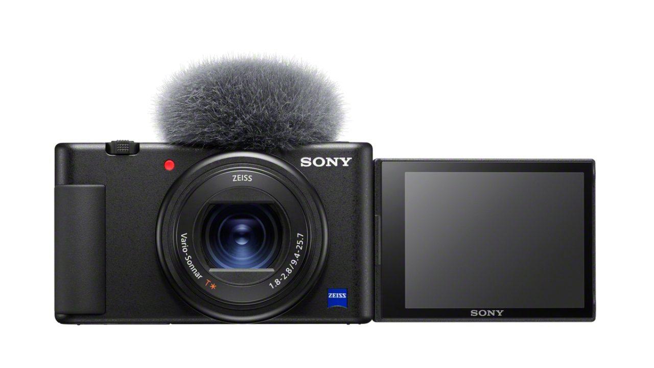 Sony presentó la cámara  ZV-1, para quienes tienen alma de youtuber