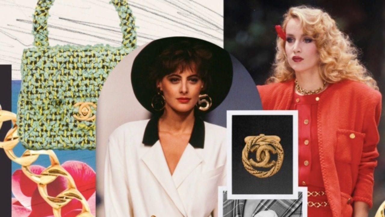 Estas piezas raras y vintage de Chanel pueden ser tuyas