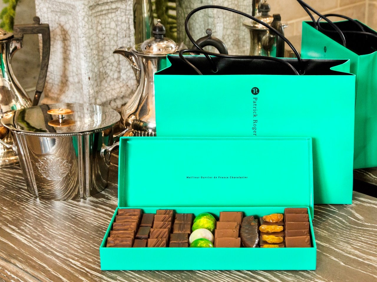 Chocolates experiencia mindfulness
