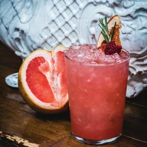 Coctel Gin Gin México