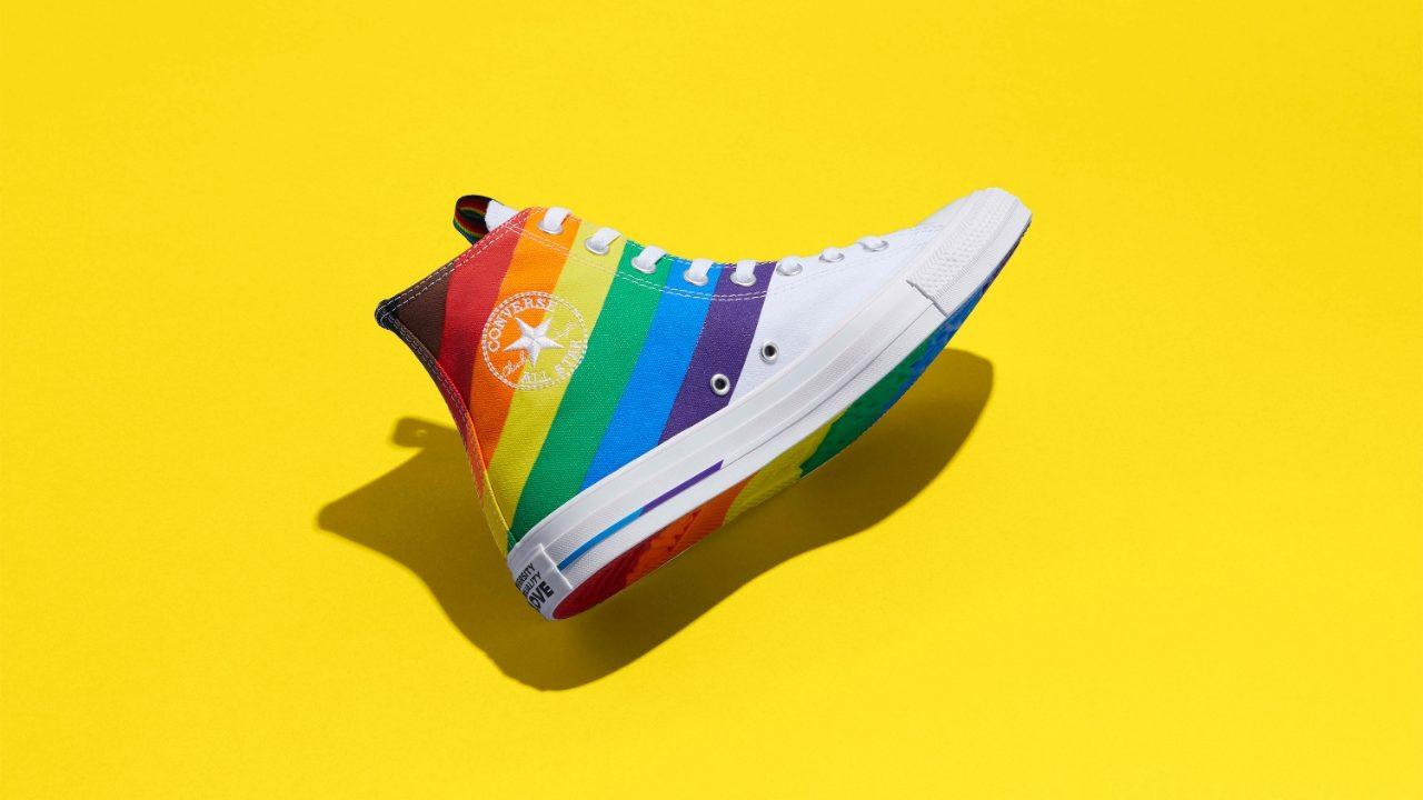 nadie mejilla táctica  Nike y Converse lanzan colecciones en apoyo a la diversidad