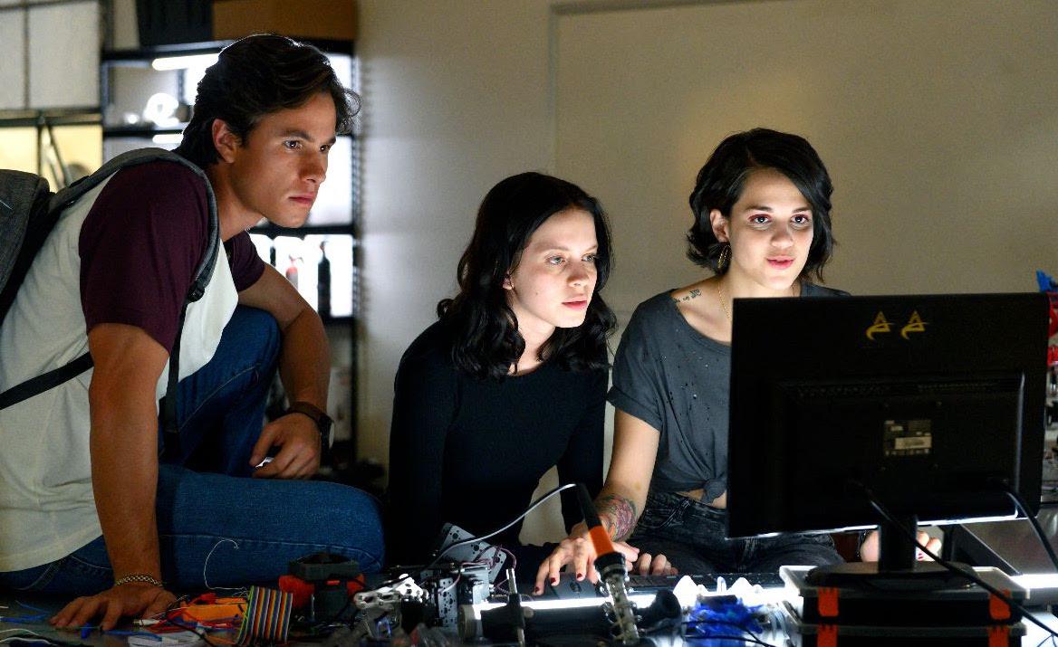 'Control Z', la próxima serie mexicana que conquistará Netflix