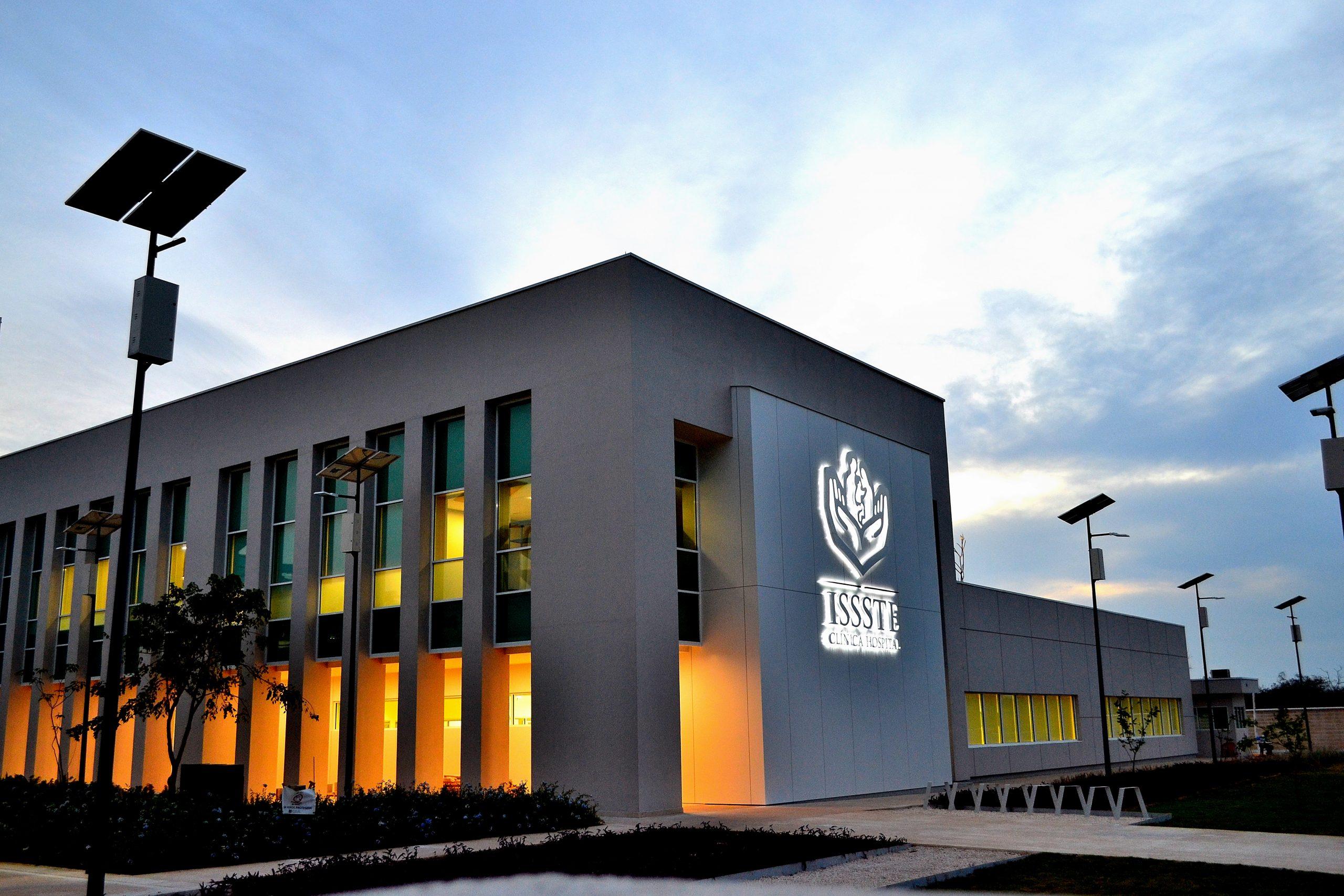 Recibe Hospital del ISSSTE en Mérida reconocimiento por alta eficiencia