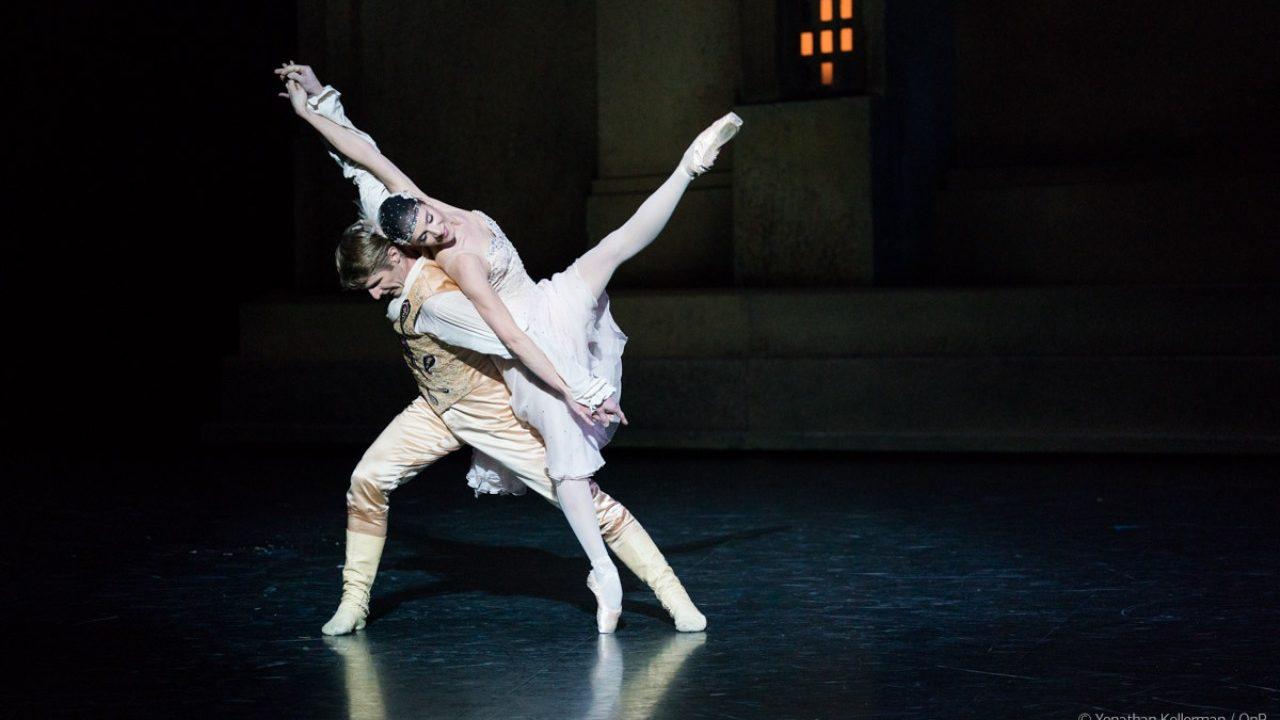 Dior te enseña ballet con la Ópera de París
