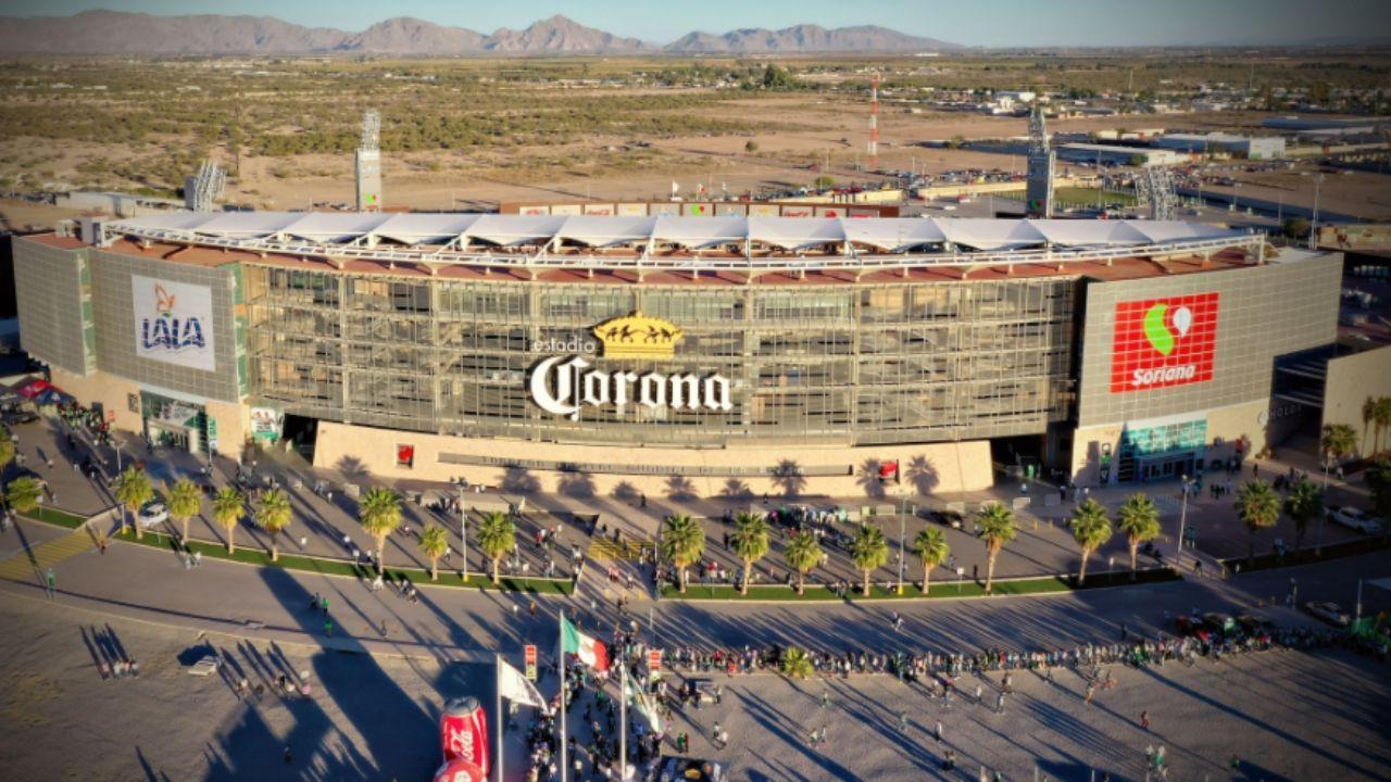 El estadio Corona, el mejor evaluado de la Liga MX; el Azteca, de los peores