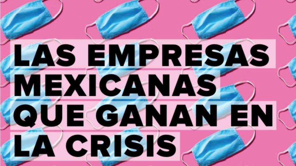 Empresas mexicanas coronavirus
