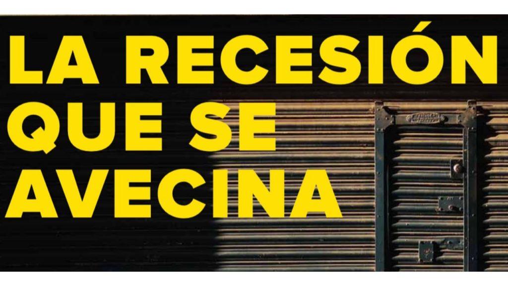 Recesion economica Mexico
