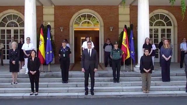 España luto