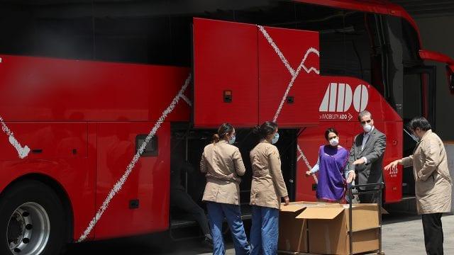 Fundación ADO y MABE crean alianza: transportar dispositivos para personal médico durante COVID-19