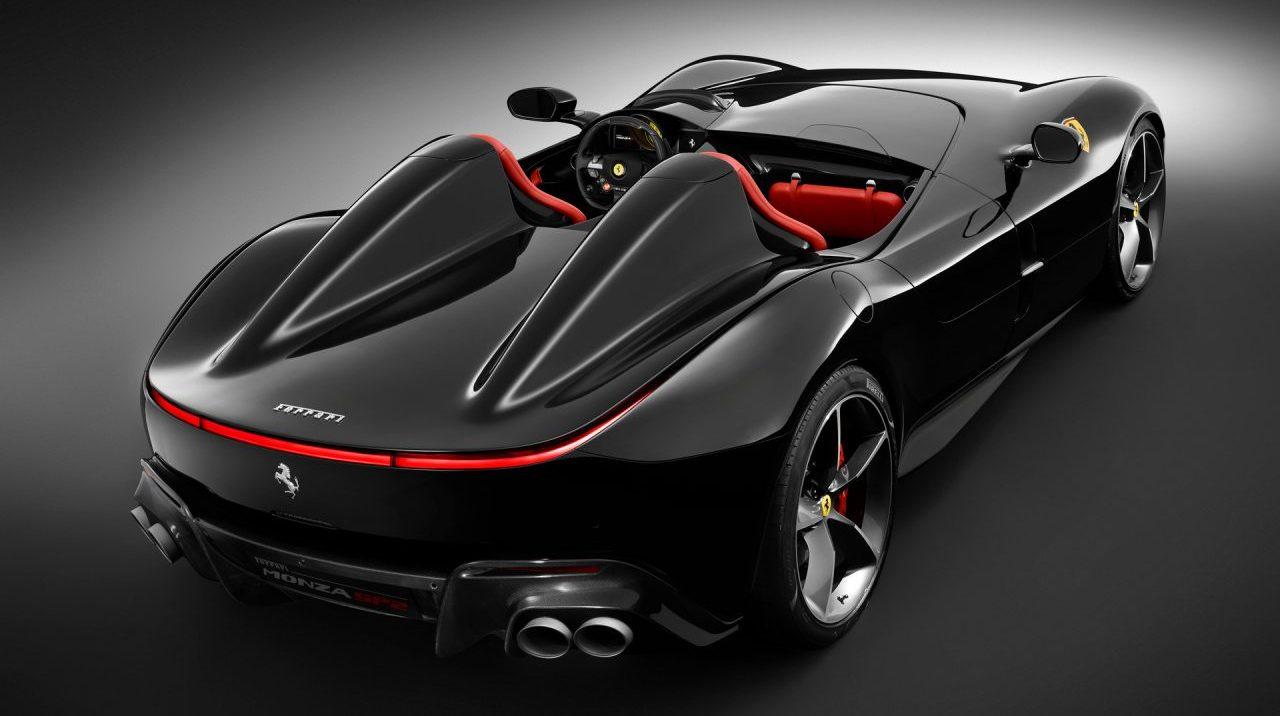 Así es el Ferrari Monza SP2 en el que se pasea Zlatan Ibrahimovic
