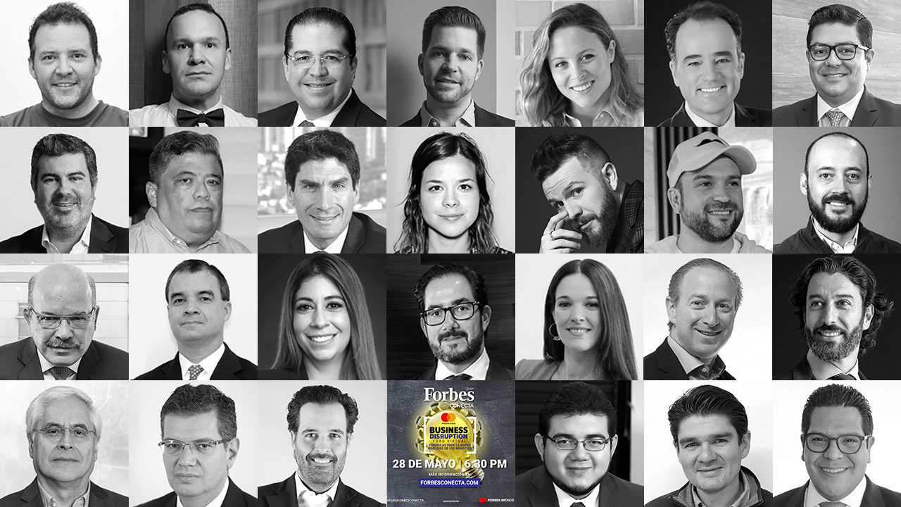 Foro Forbes Conecta: Business Disruption