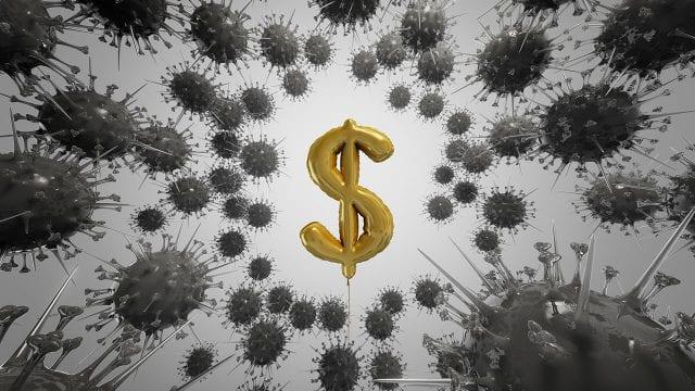 coronavirus economia crisis radial