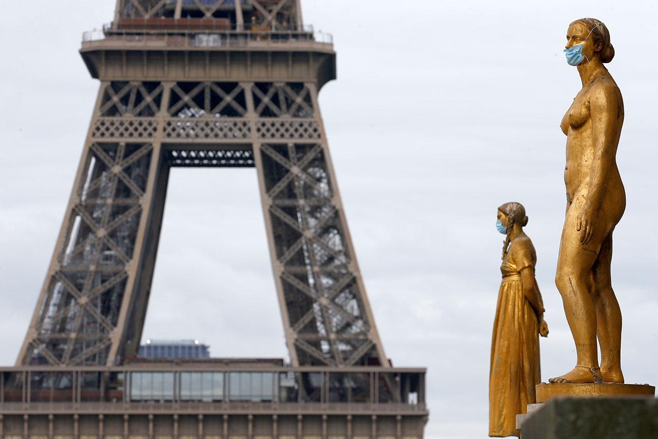 Francia compensará con 1,000 mde a empresas afectadas por toque de queda