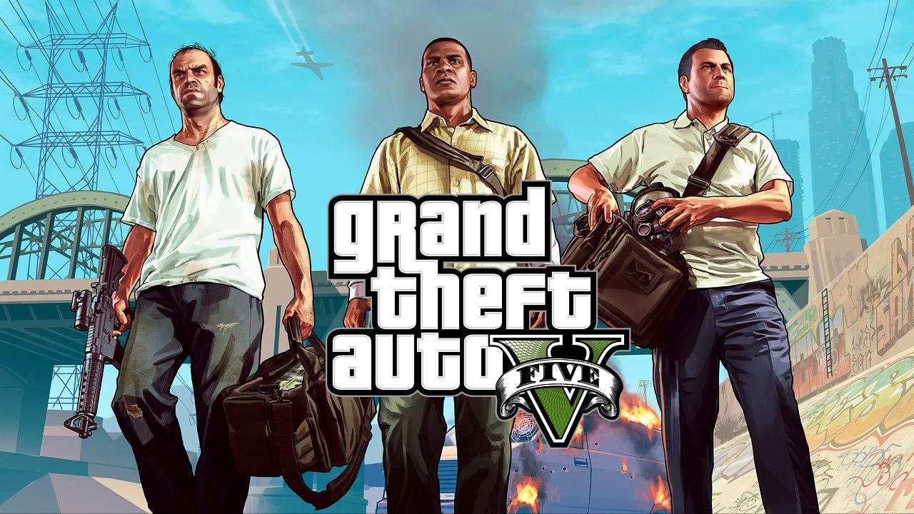 Grand Theft Auto V es gratis esta cuarentena