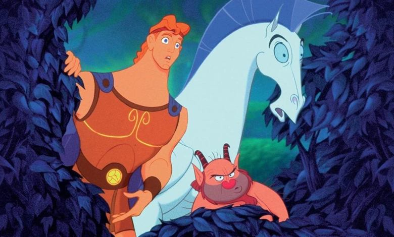 Hércules live action Hermanos Russo Disney