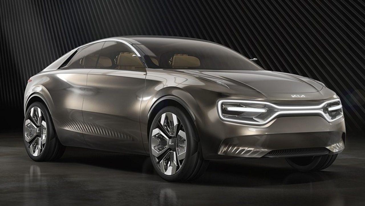 KIA le apuesta a los autos eléctricos con este  crossover para 2021