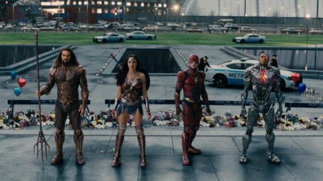 La liga de la justicia Zack Snyder