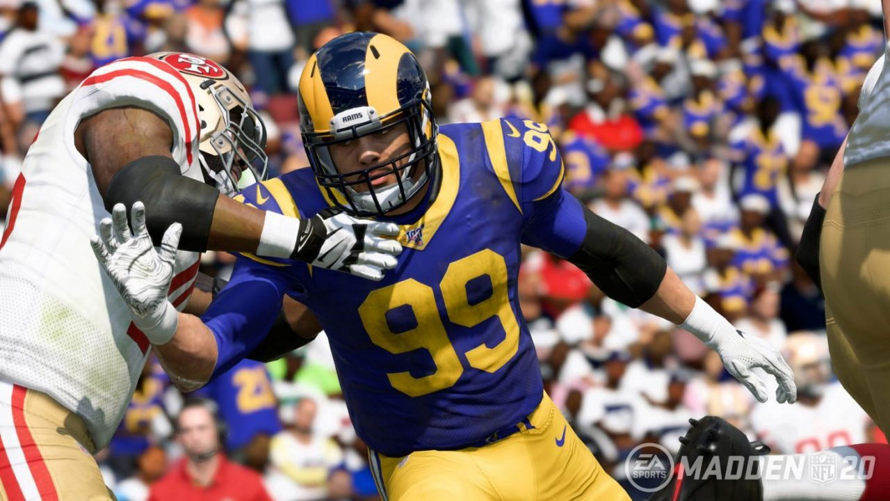 esports NFL y EA