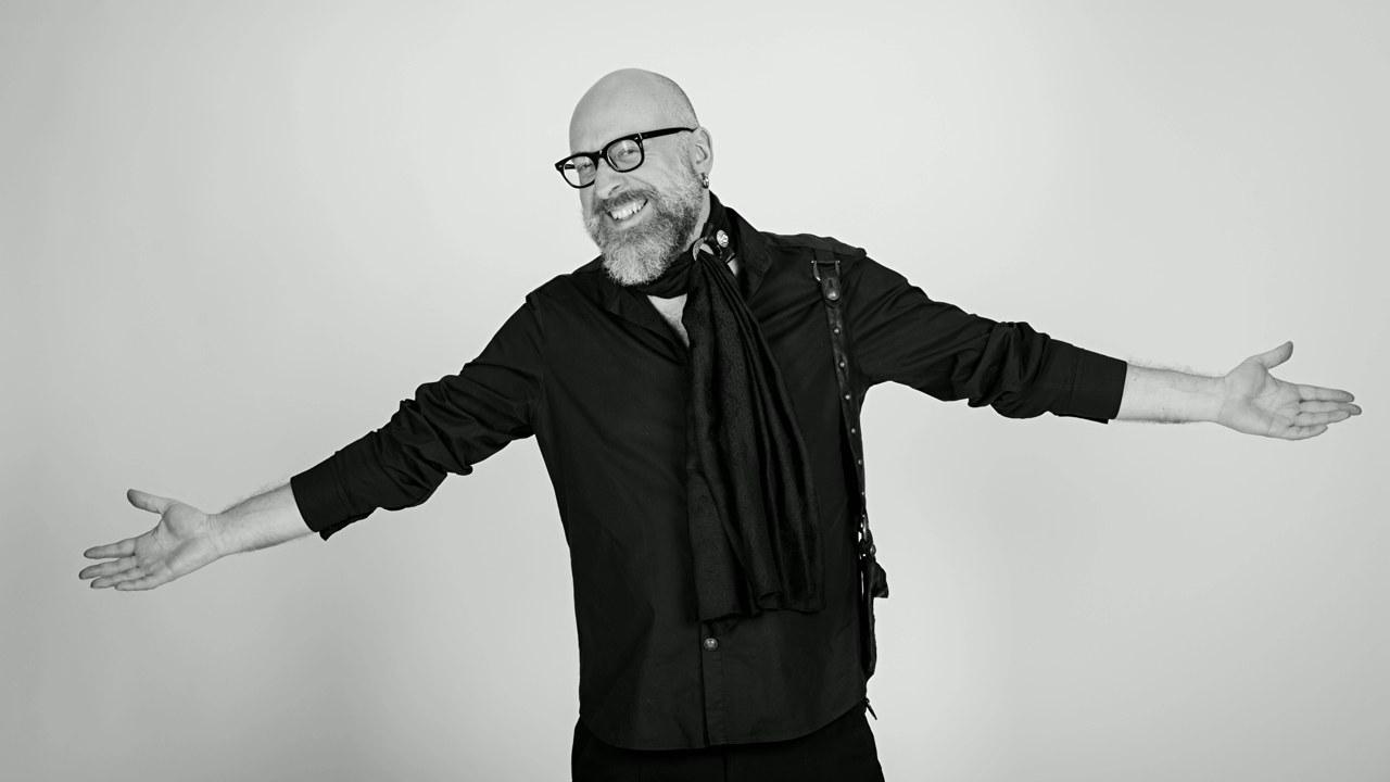 Entrevista | Mario Biondi presenta 'cocktail' musical para permanecer en casa durante cuarentena