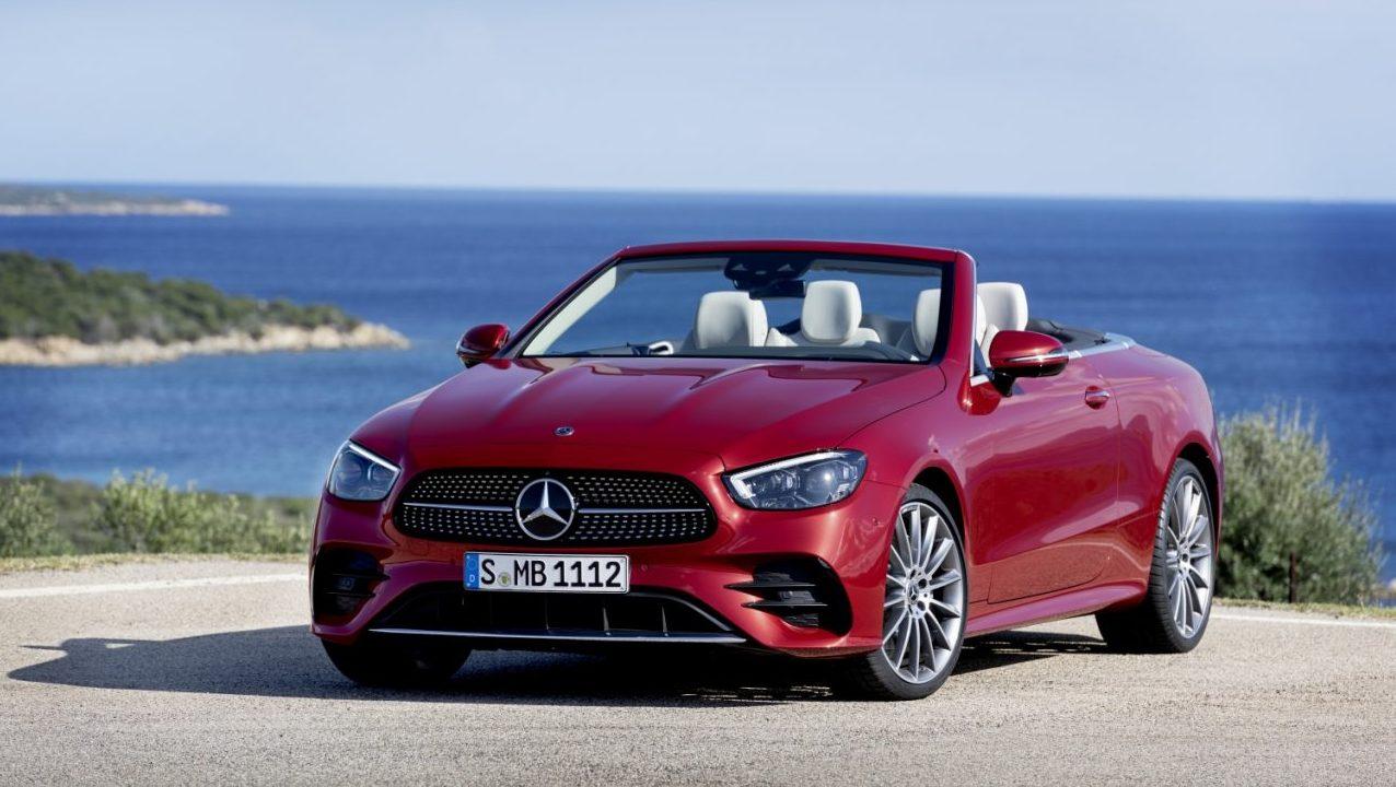 Mercedes Benz lanza sus nuevos Clase E Coupé y Cabriolet, más deportivos que nunca