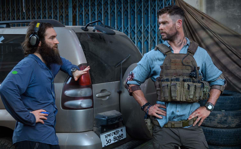 'Misión rescate', la película más vista de Netflix tendrá segunda parte
