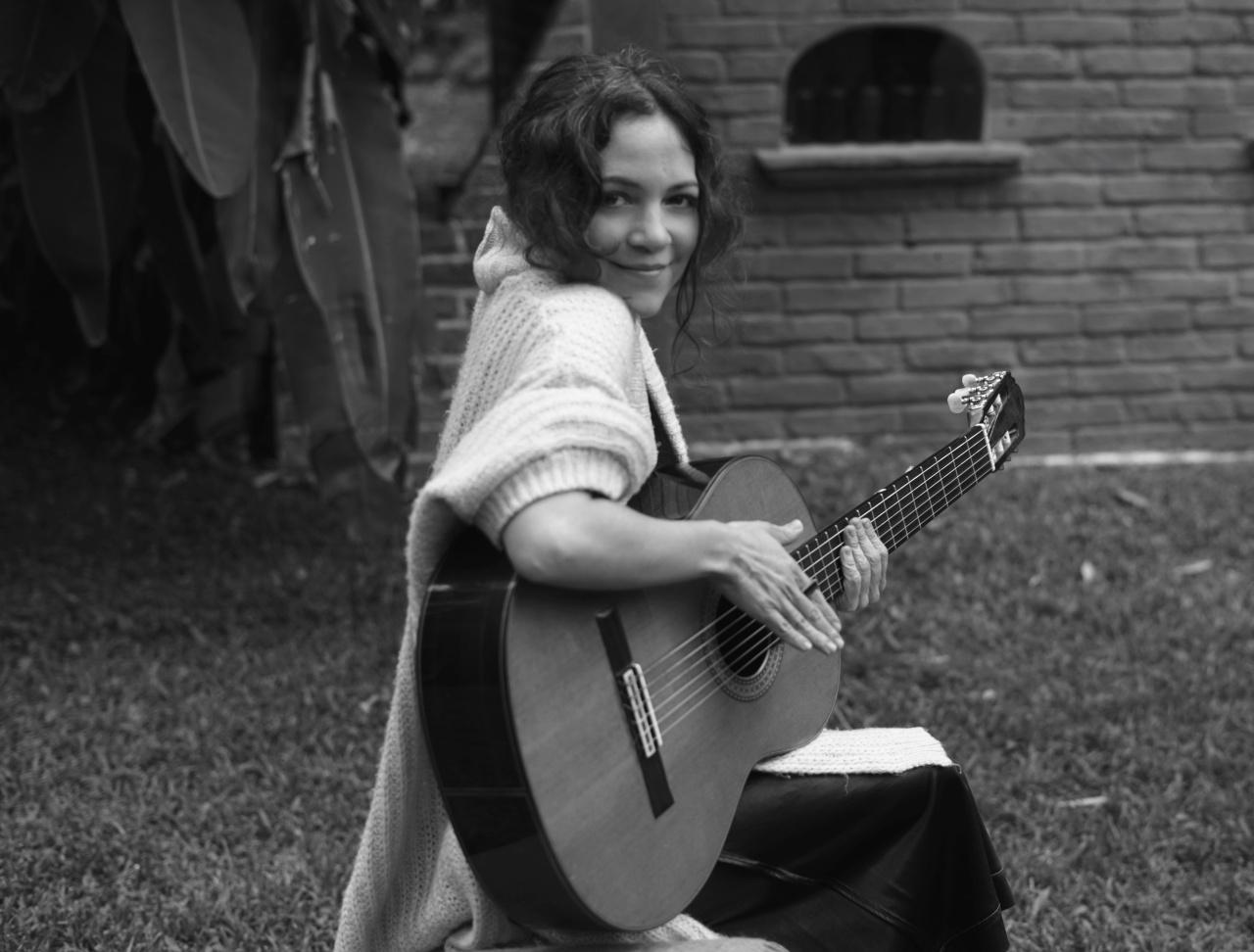 Natalia Lafourcade un canto por México disco nuevo