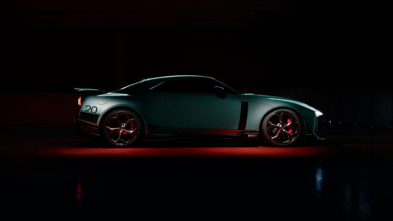 Nissan GT-R50 by Italdesign: el nuevo rey de los Godzillas ha llegado