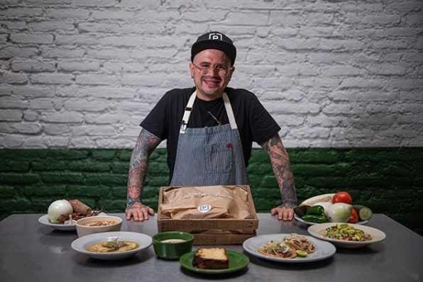 """Cocina con el chef Pablo Salas y la """"Caja Feliz de Público Comedor"""""""