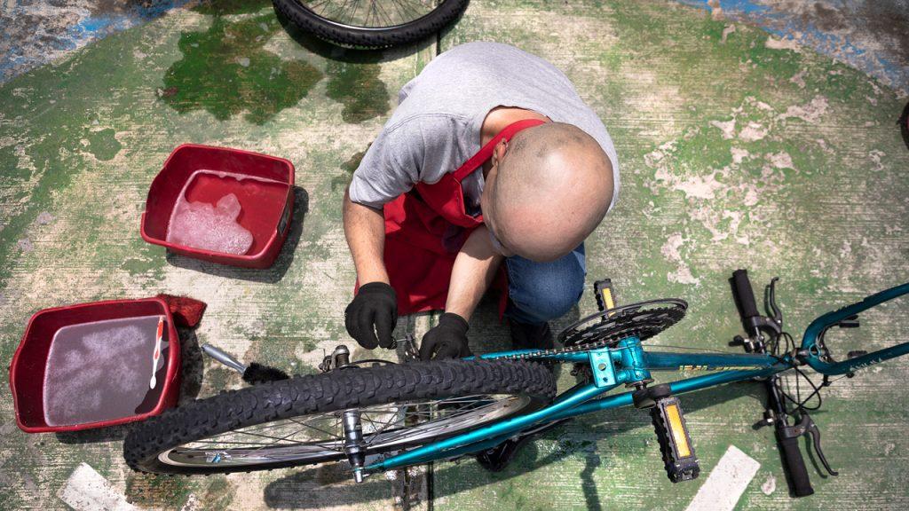 bicicleta bicicletas bici Taller