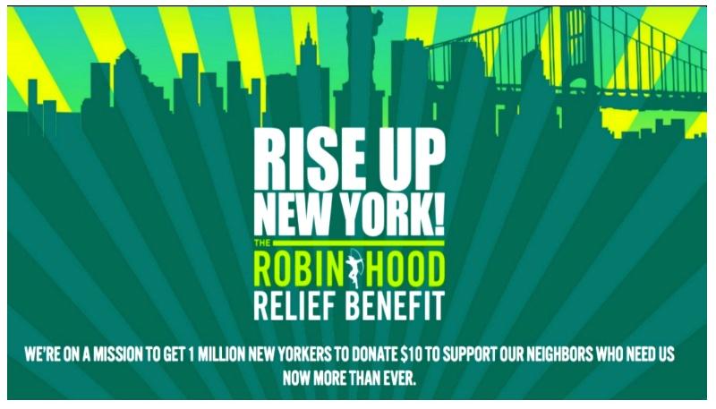 Rise Up New York art