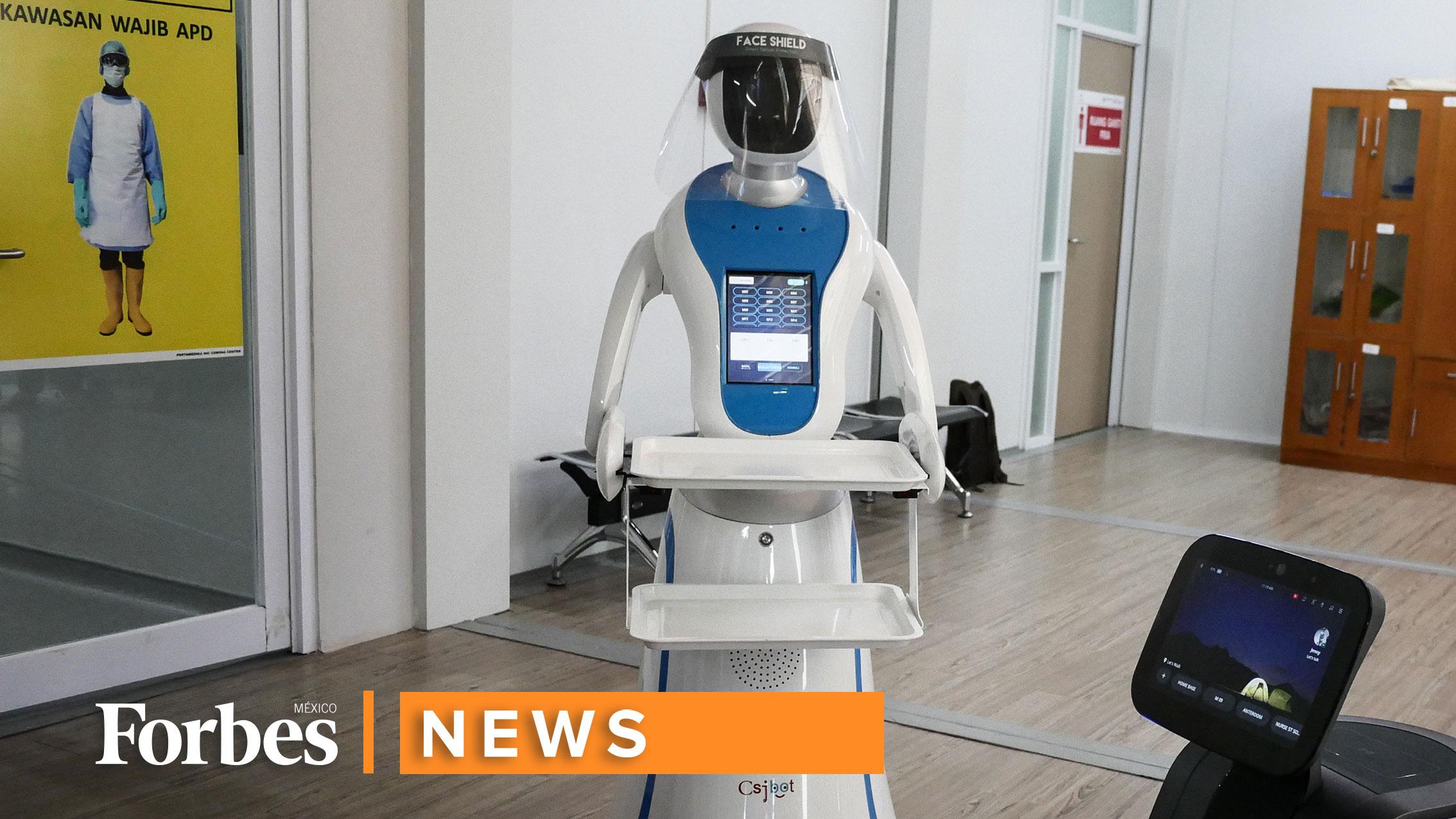 Robots vs. coronavirus y los daños colaterales