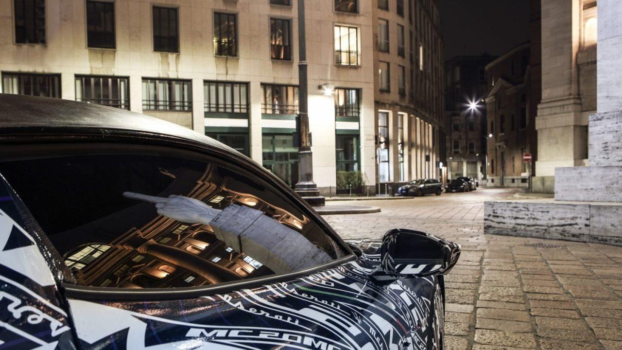 Así será el Maserati MC20, la nueva bestia dedicada a Stirling Moss