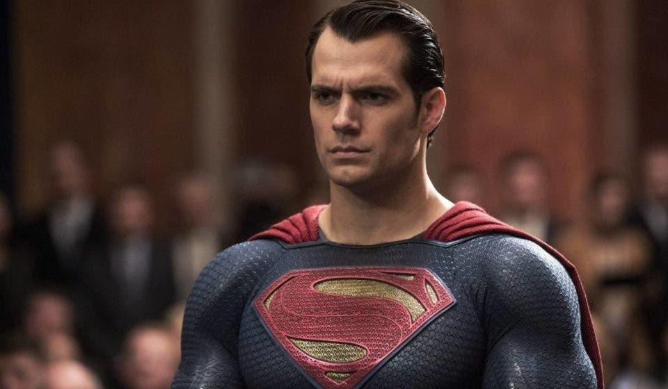 Henry Cavill volvería a interpretar a Superman en una película de DC