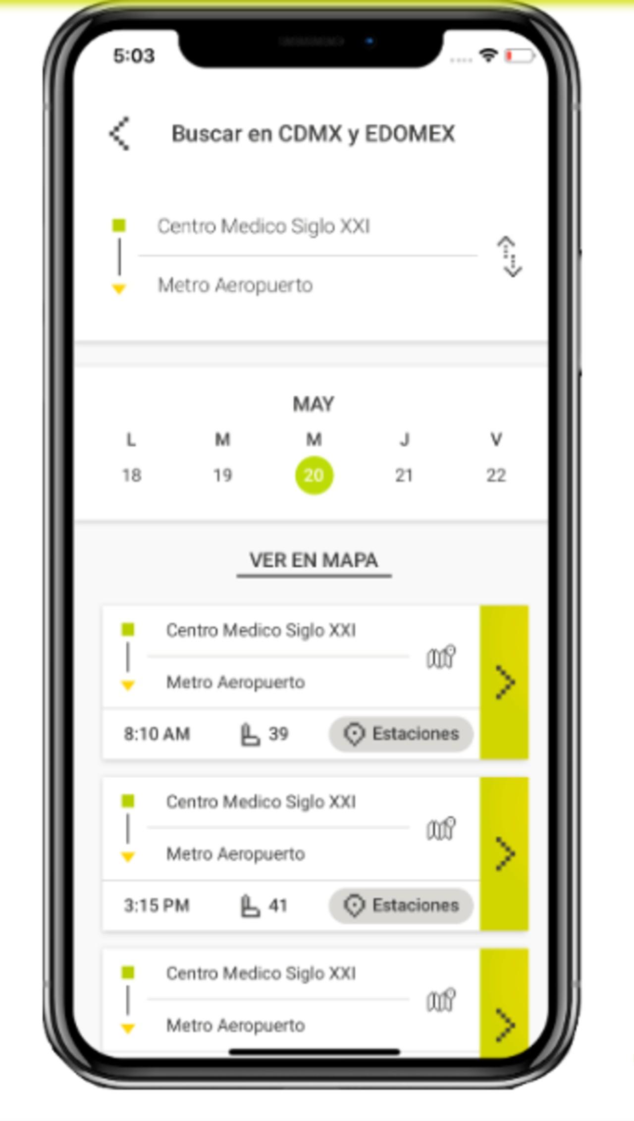 Llega a Guadalajara, Traxi, la nueva App de movilidad