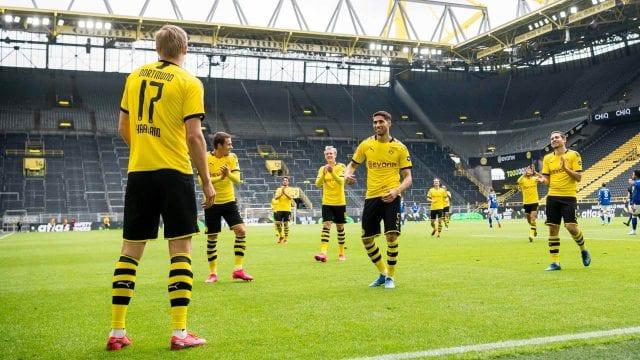 Bundesliga aprueba el regreso de aficionados a los estadios, aún falta visto bueno de las autoridades alemanas