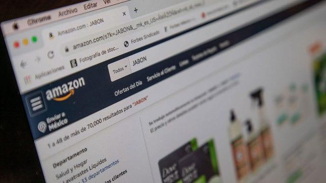Amazon e-comerce