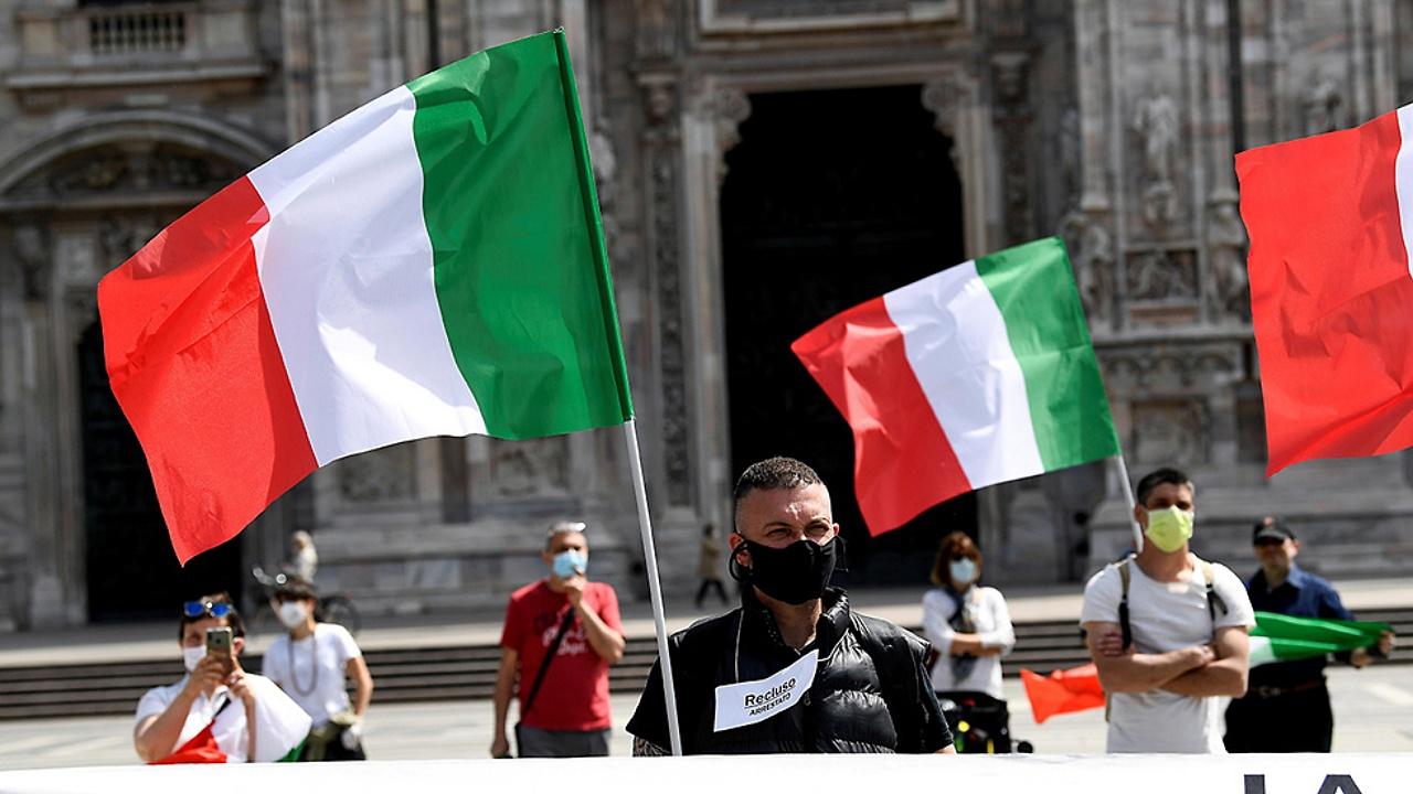 Así vive la pandemia Lombardía, la región italiana más afectada por el coronavirus