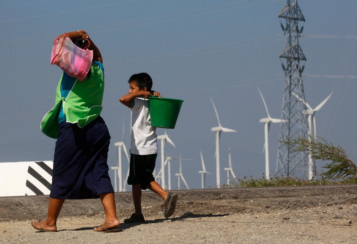 La industria eólica mexicana: ¿tan destructiva como los combustibles fósiles?