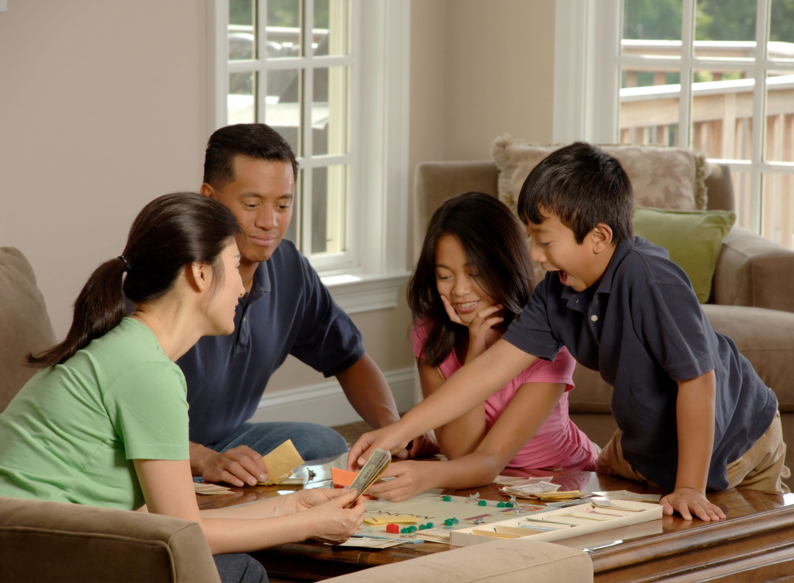 ¿Cuáles son los mejores juegos de mesa para niños?