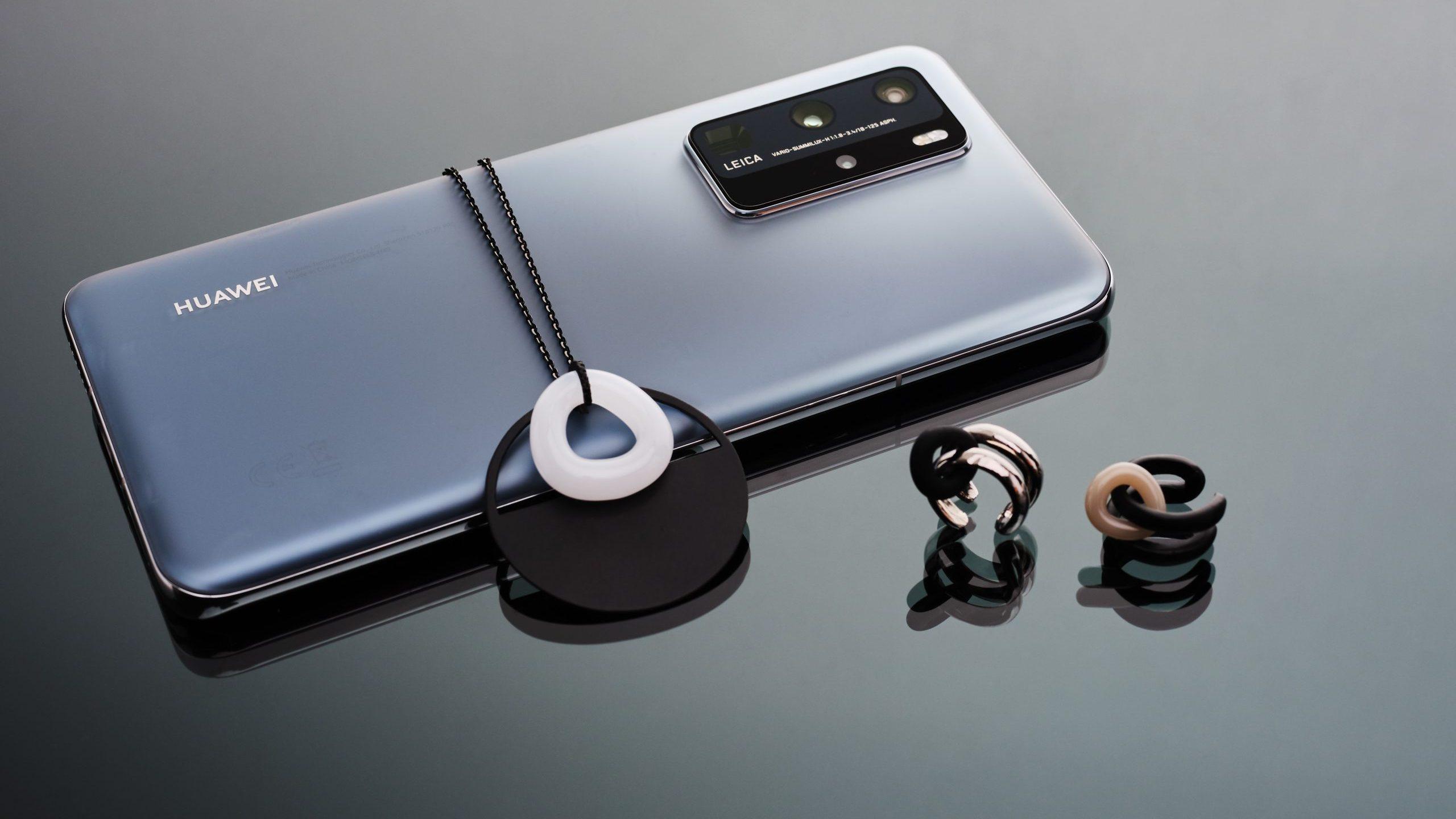 P40 Pro de Huawei inspira nueva colección de joyas