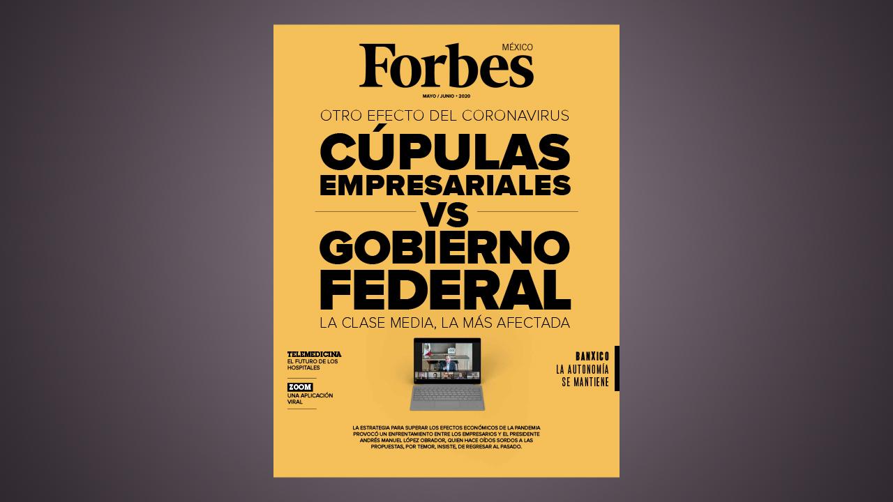 #QuédateEnCasa | Lee sin costo nuestra revista: Los empresarios buscan crecimiento, no confrontación