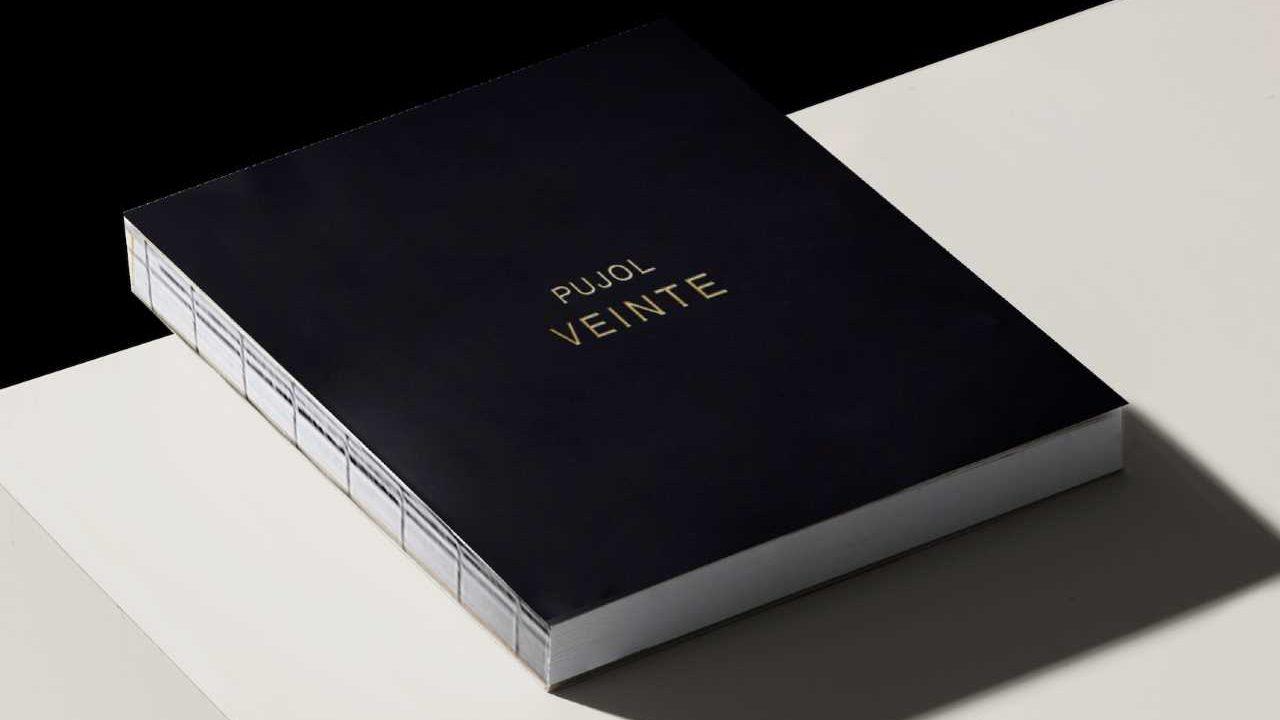 'Veinte', el libro con el que Enrique Olvera celebra dos décadas de Pujol