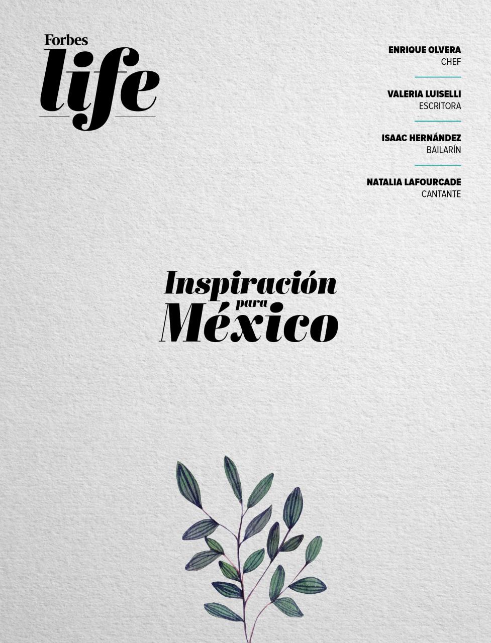 Portada inspiración para México