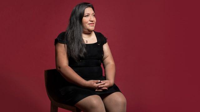 María Salguedo