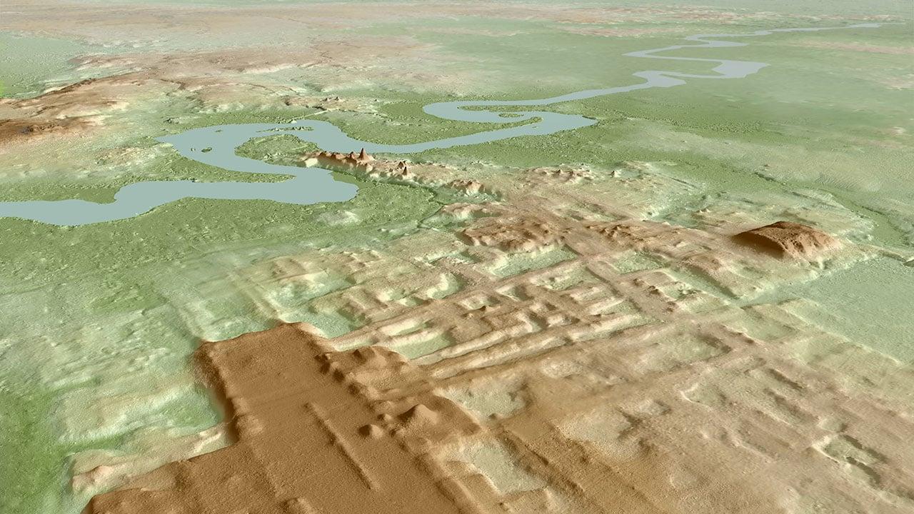 La estructura maya más antigua es descubierta en Tabasco
